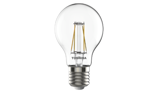 Toshiba LED Filament Bulb topled