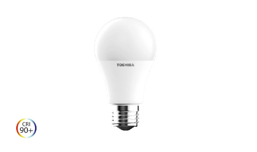 Toshiba led classic bulb topled cri90 topled